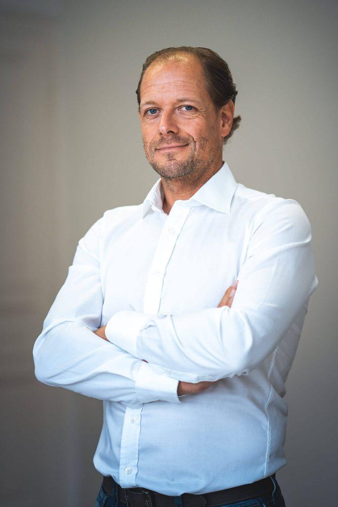 Hermann Scheller ist CEO bei safeREACH