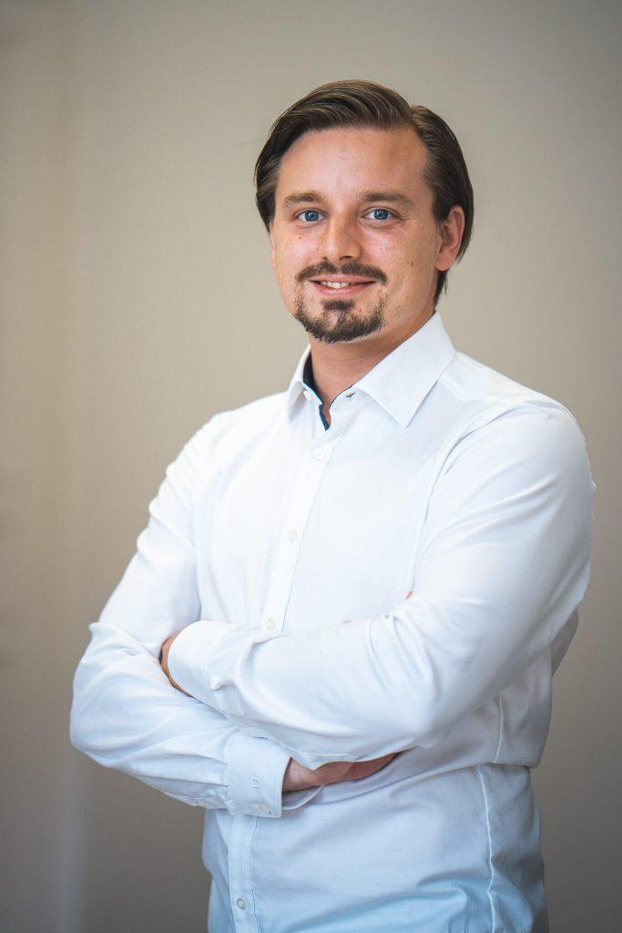 Michael Mayer ist Leiter Kundenservice und Produktmanagement