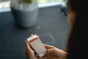 App für den Fall einer Hausdurchsuchung