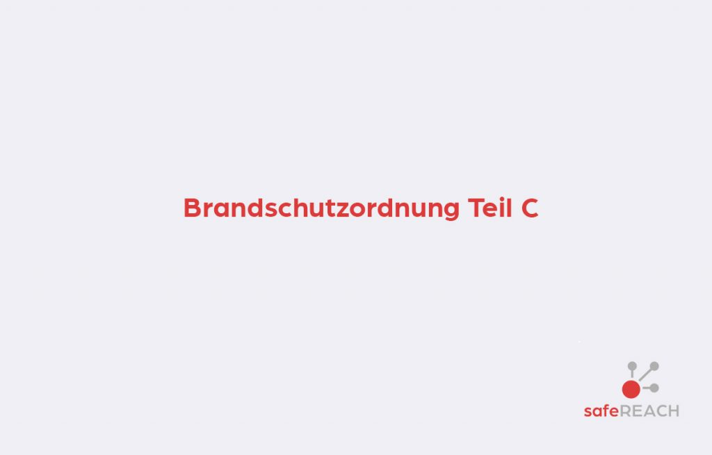 Muster Brandschutzordnung Allgemeine Verwaltung